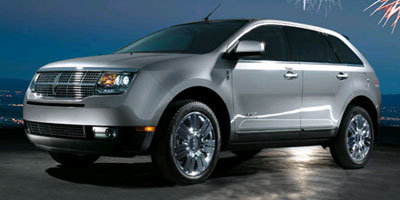 2010 Lincoln MKX