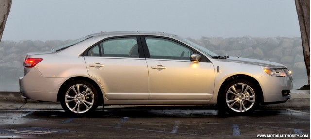 Lincoln Mkz M on 2007 Mercury Milan Problems