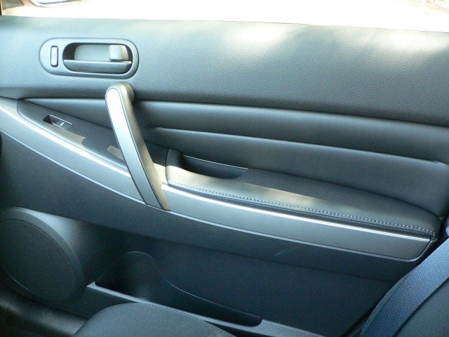 2010 Mazda CX-7 - new soft padding for doors