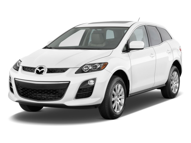 2011 mazda cx 7 review ratings specs prices and photos the car connection. Black Bedroom Furniture Sets. Home Design Ideas
