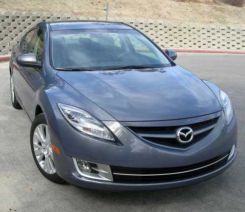 2011 mazda6 better fuel economy new details. Black Bedroom Furniture Sets. Home Design Ideas