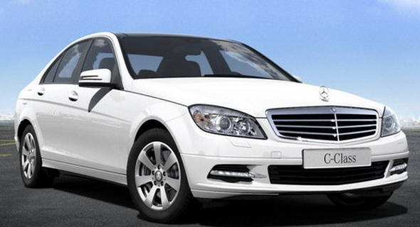 2008 2011 mercedes benz c class recalled for taillight. Black Bedroom Furniture Sets. Home Design Ideas