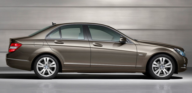 Along with the three-cylinder engine, the next-generation C-Class will also get a hybrid option