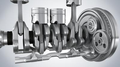 2010 Mercedes-Benz E-Class diesel engine