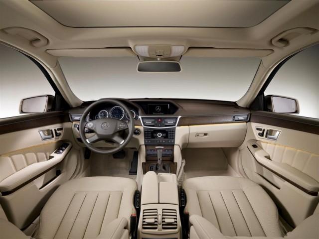 2010 Mercedes Benz E Class Estate