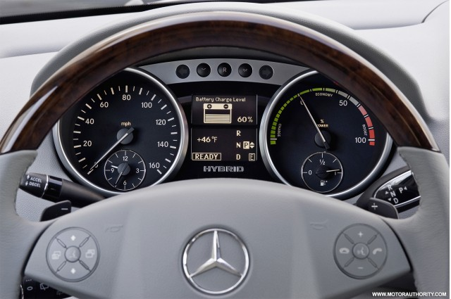 2010 mercedes benz ml450 hybrid 007