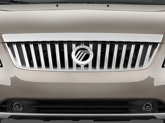 Grille - 2010 Mercury Milan 4-door Sedan Premier FWD
