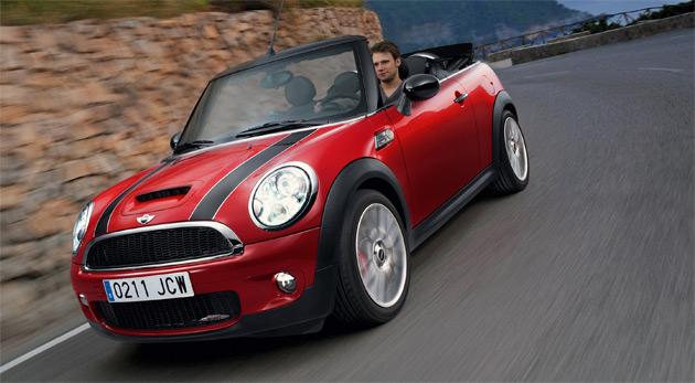 Mark Ii Mini Cabrio John Cooper Works Official Details