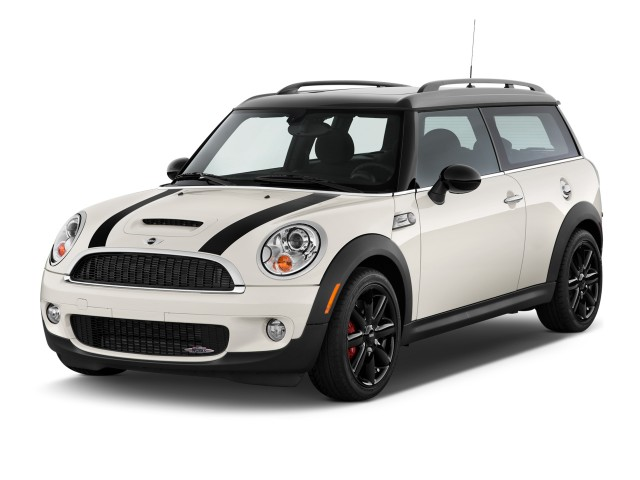 2010 MINI Cooper Hardtop 2-door Coupe John Cooper Works Angular Front Exterior View