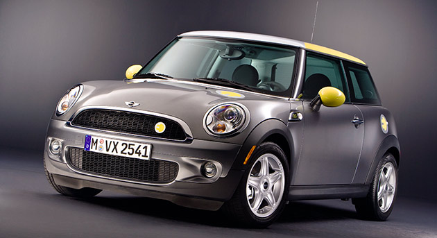 BMW has previewed its future electric powertrain planned for its compact cars in the recently revealed Mini E