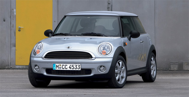 What's all the fuss about fun? Mini's new diesel One gets 60mpg, so don't complain