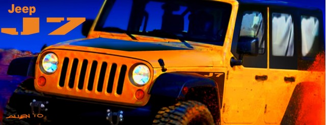 2010 Moparized Jeep concept sketch