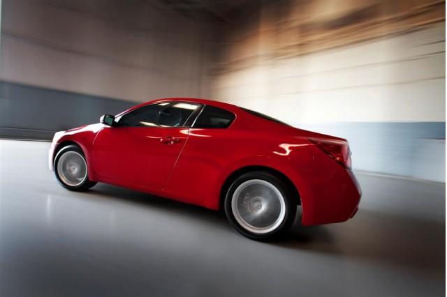 2010 Nissan Altima Coupe and Sedan