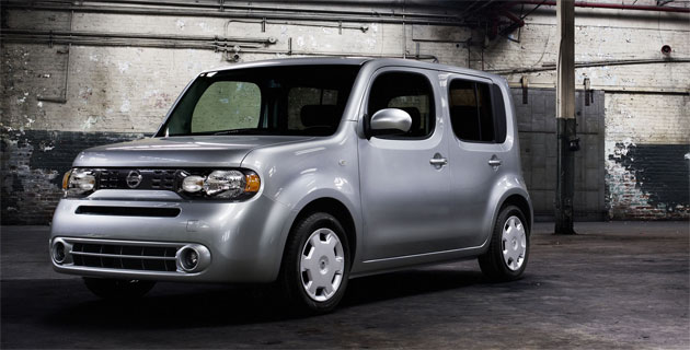 Nissan's second-generation Cube is slated to arrive in the  U.S. later this year