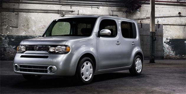 More Details On U S Spec Nissan Cube