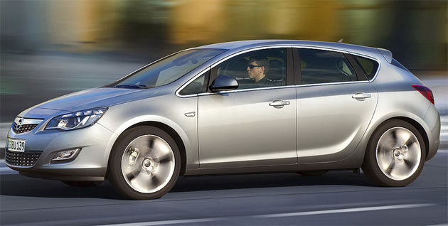 2010 Opel Astra: The Saturn That Never Was?