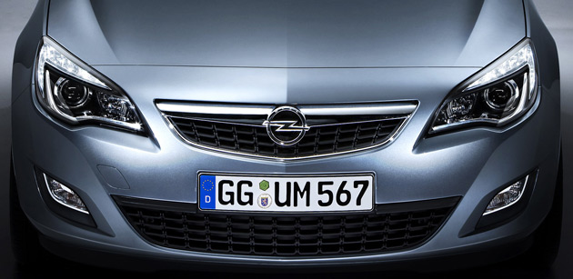 The three-door sports hatch will be joining the regular five-door hatch, wagon and cabrio variants of the new Opel Astra