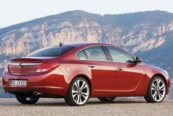 2010 Opel Insignia