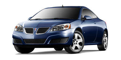2010 Pontiac G6 w/1SA