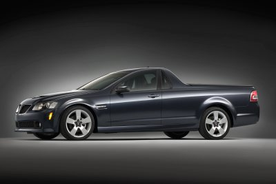 2010 Pontiac G8 ST: The Initials Stick