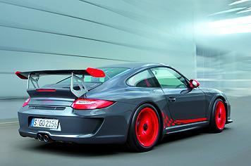 2010 Porsche 911 GT3 RS Leak