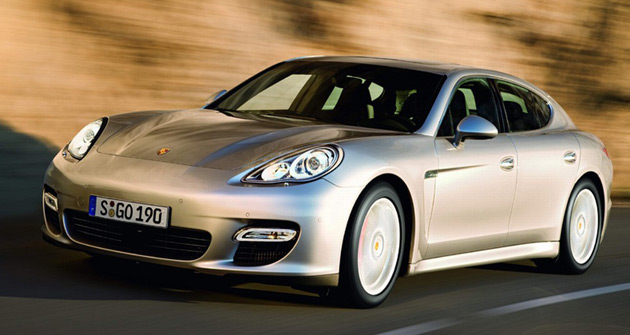 The range-topping model will be the Panamera Turbo with a healthy 500hp (373kW) on tap