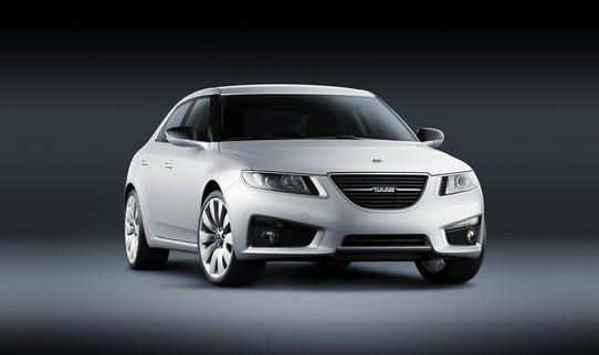 Preview: 2010 Saab 9-5