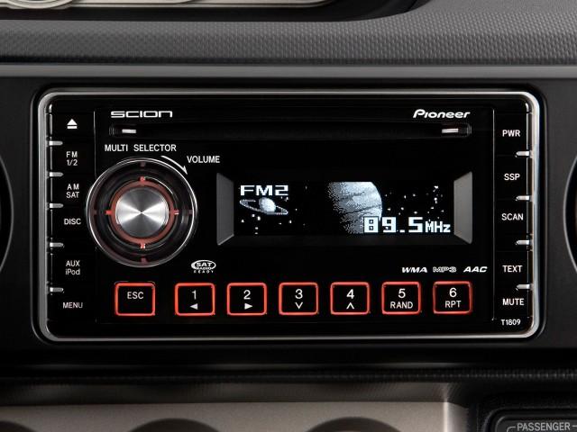 Audio System - 2010 Scion xB 5dr Wagon Auto (Natl)