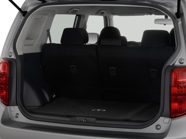 Trunk - 2010 Scion xB 5dr Wagon Auto (Natl)