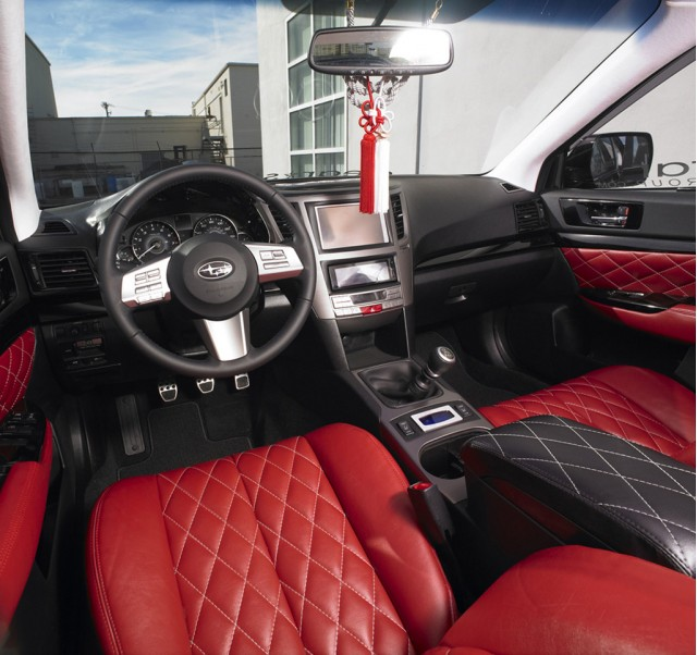 2010 Subaru Legacy Concept