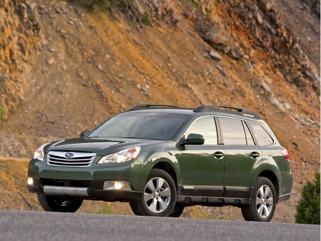 St patrick 39 s day special the most popular cars painted green for Subaru forester paint job cost