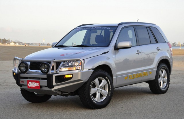 2010 Suzuki Grand Vitara V6 AWD