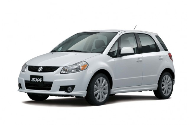 2011 Suzuki Sx4 Review Ratings Specs Prices And Photos The Car