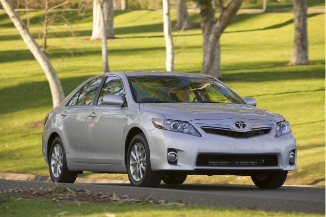 2010 Toyota Camry Hybrid