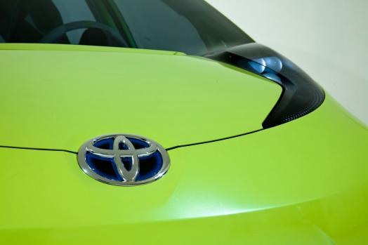 2010 Toyota hybrid concept