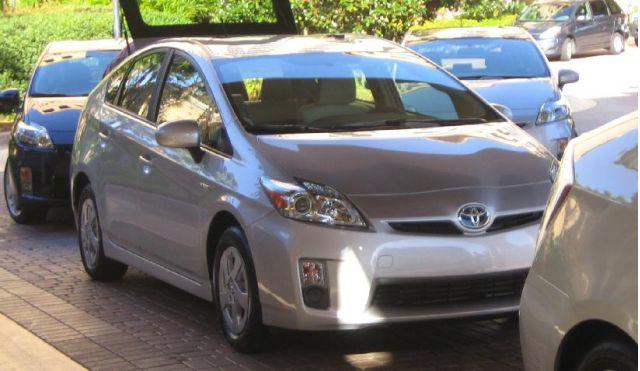 2010 Toyota Prius Mileage Tests