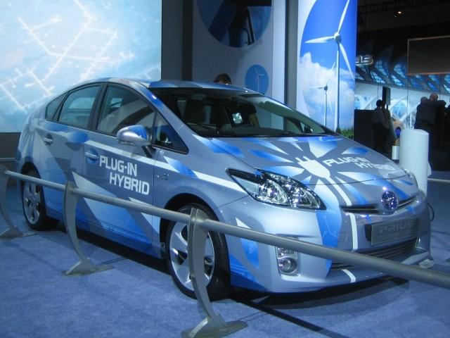 2010 Toyota Prius Plug In Hybrid 2009 Los Angeles Auto Show