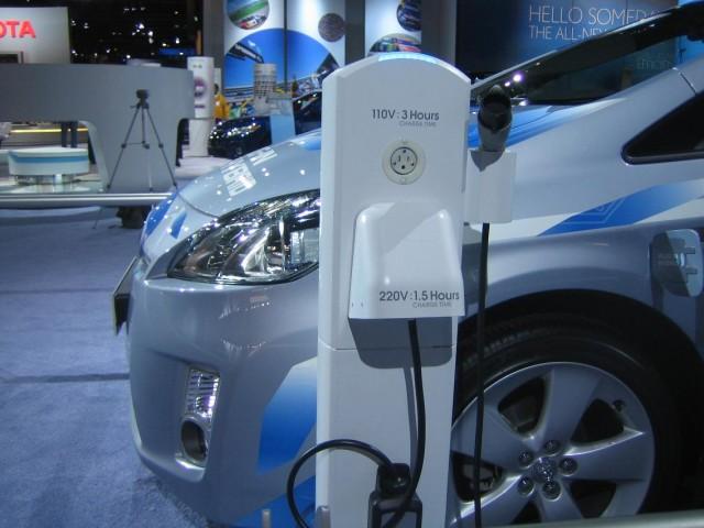2010 Toyota Prius Plug-In Hybrid, 2009 Los Angeles Auto Show