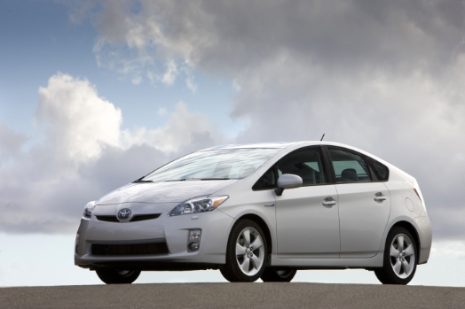 For 2010, Toyota Prius Again Tops EPA Fuel Economy Ratings
