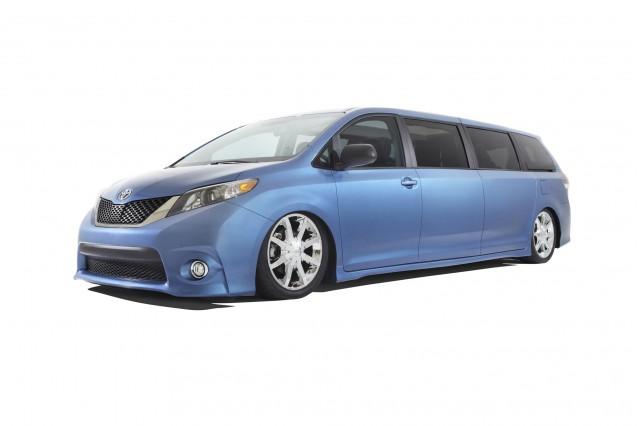 2010 SEMA: Toyota Swagger Wagon Supreme