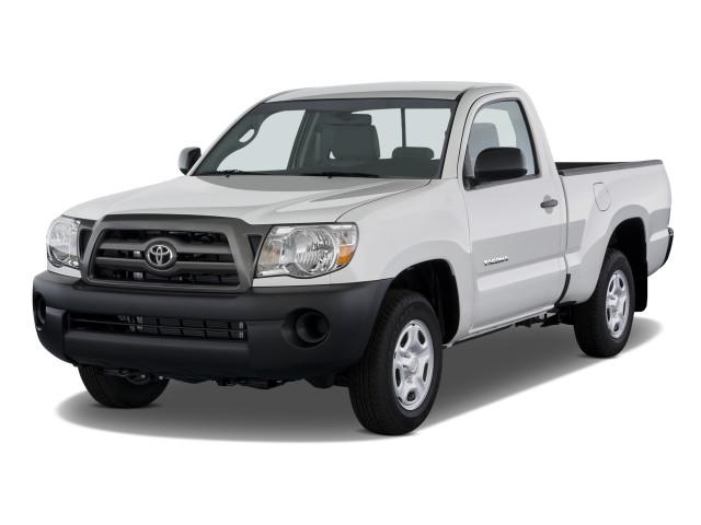 2010 toyota tacoma review ratings specs prices and photos the car connection. Black Bedroom Furniture Sets. Home Design Ideas