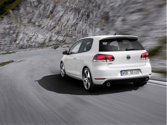 2010 Volkswagen Golf Gti Europe