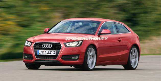 The next A3 will spawn several variants including a new four-door coupe and possibly an Allroad soft-roader