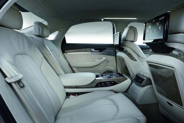 2011 Audi A8 NWB