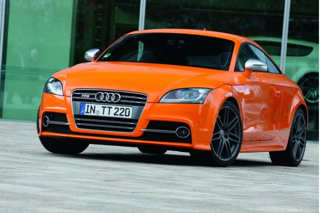 2011 Audi Tts Coupe Arrives In The Fall With A Fresh Face Lift