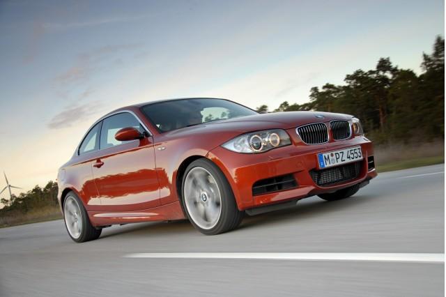 2011 BMW 135i