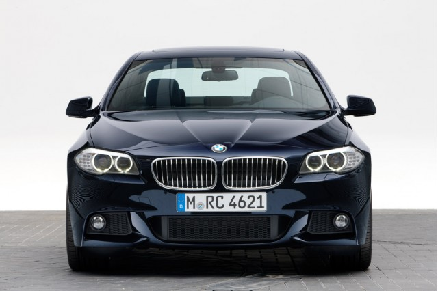 2011 BMW 5-Series M Sports Package