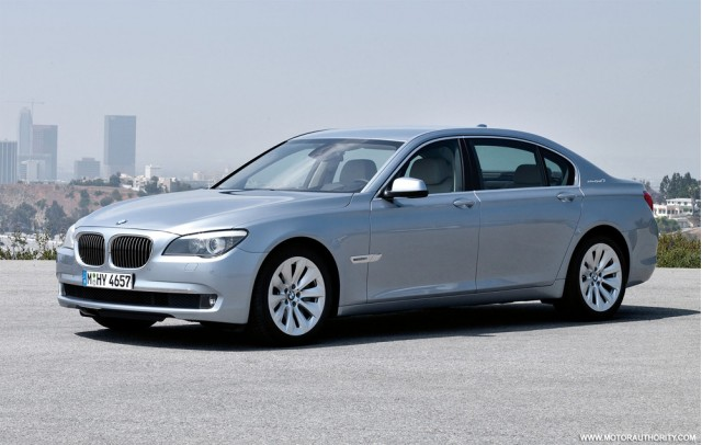 2017 Bmw Activehybrid 7