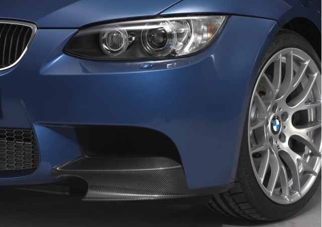 2011 BMW M3 performance package