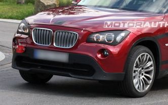 2011 BMW X1: Best Shots Yet